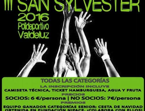 Celebrada con éxito la San Sylvester 2016