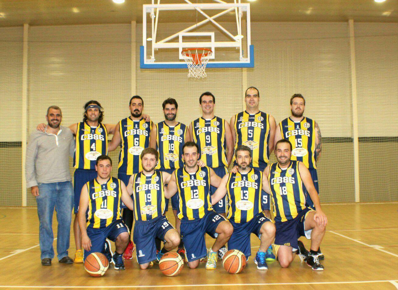 Baloncesto 86 Valdeluz