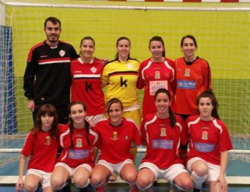 PlayOff Final Fútbol Sala Femenino VII Liga ASDFGH 2016-17