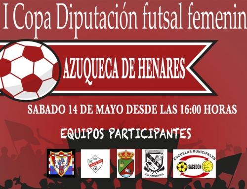 I Copa Diputación Guadalajara Futsal Femenino